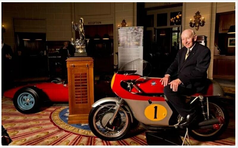 Juara Dunia GP dan F1 Satu-satunya Telah Meninggal Dunia