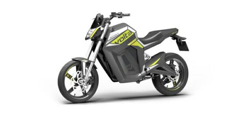 Volta Motor Menggandeng Segway