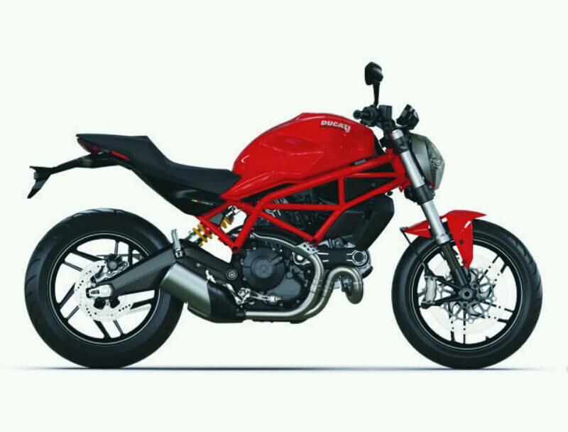 Ducati Luncurkan 4 Model Baru Sekaligus