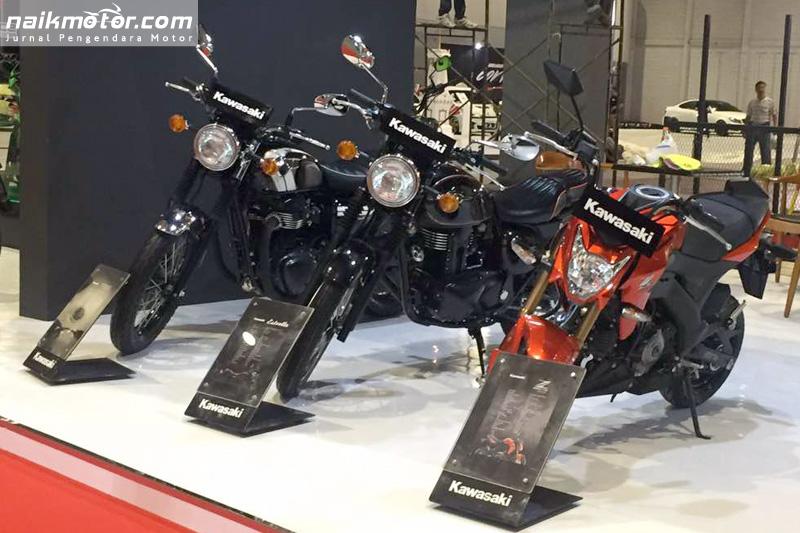 Catat! Ini Program Penjualan Kawasaki di IIMS 2017