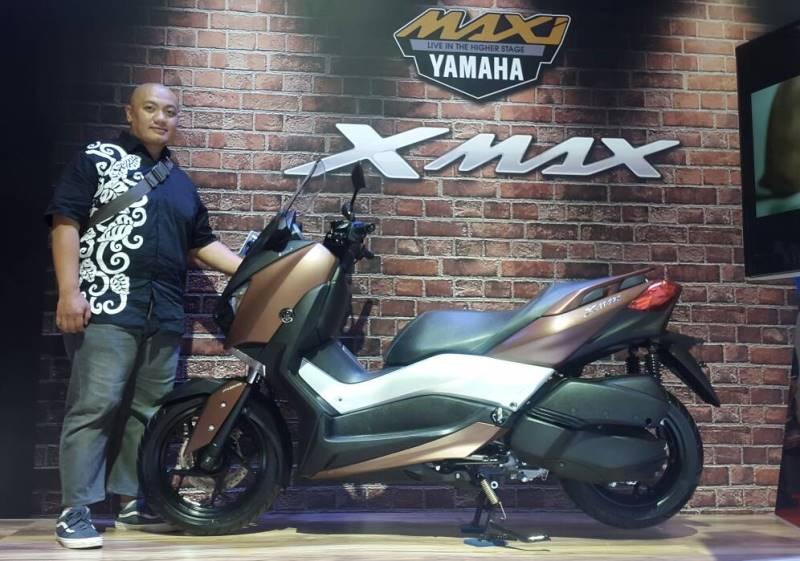 Order Online Yamaha XMax Ditutup Sementara