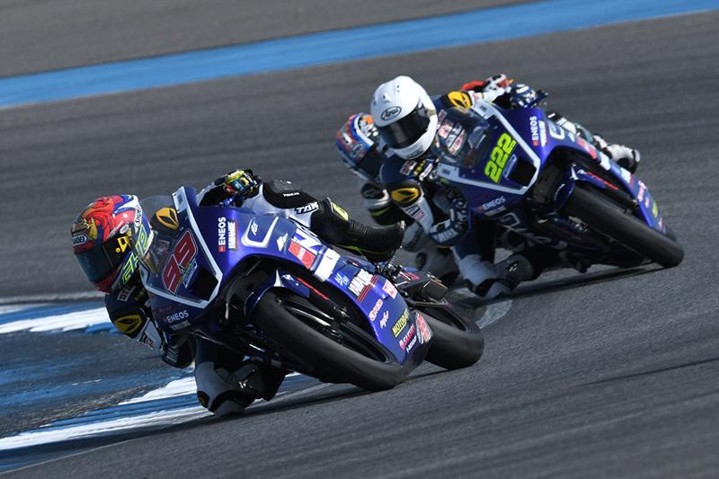 Pembalap Yamaha Racing Indonesia Siap Kibarkan Merah Putih di Suzuka Jepang