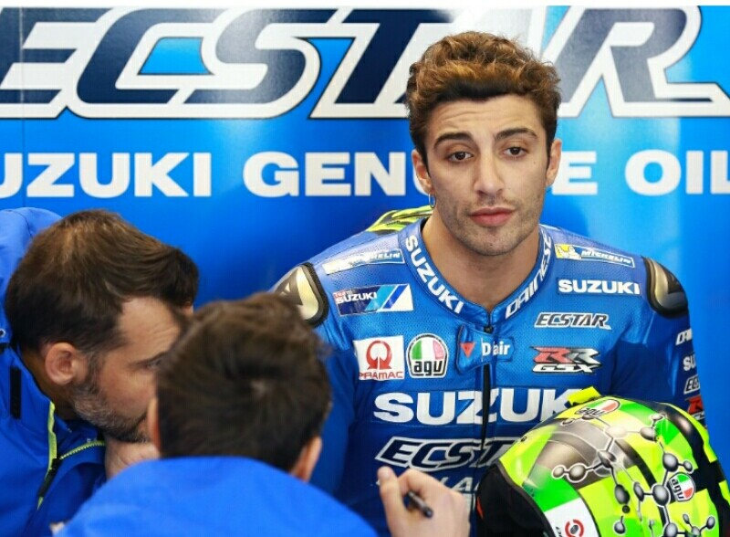 Suzuki Harus Mengganti Andrea Iannone pada MotoGP 2019