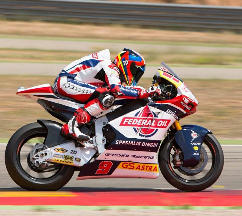 Jelang Moto2 Le Mans