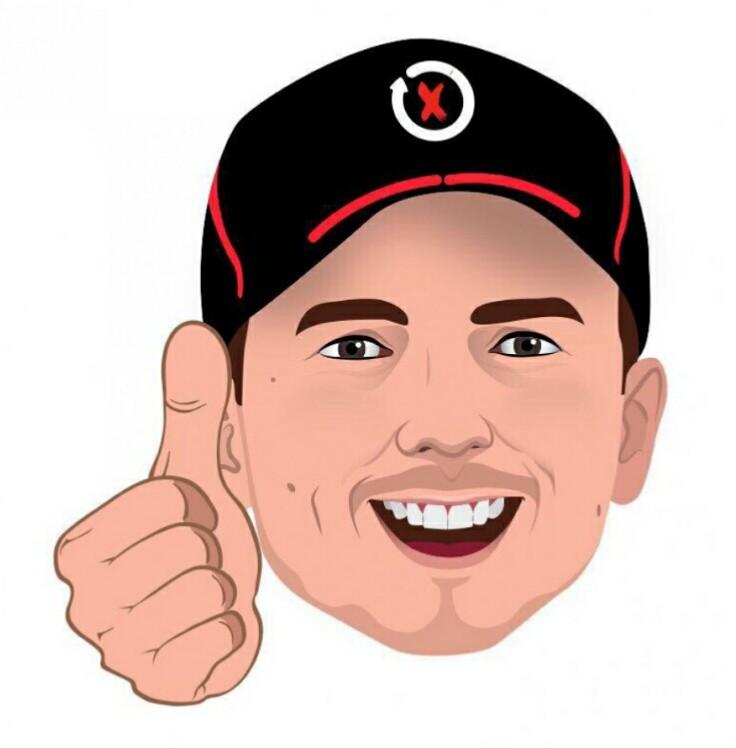 Emoji Jorge Lorenzo
