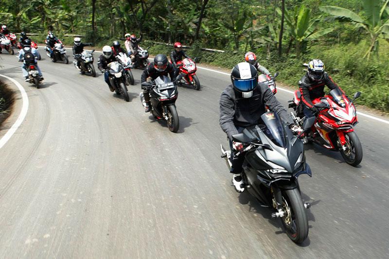 Track Day Honda CBR Community