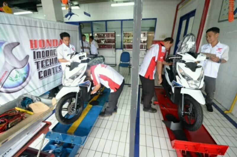 Kontes Mekanik Wahana 2017 AHASS