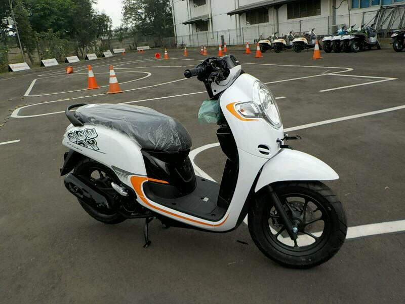 Teknologi dan Fitur Honda Scoopy Baru