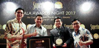 Federal Oil rebut Superbrands award