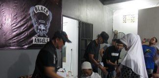 Black Angels MC Menderma Masyarakat
