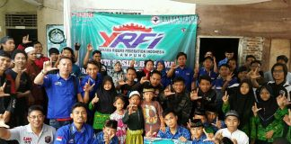Ramadhan, YRFI Lampung Menyantuni Panti Asuhan dan Bagikan Takjil