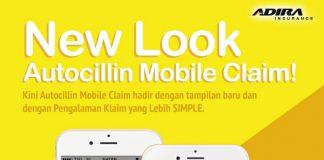 Klaim via smartphone
