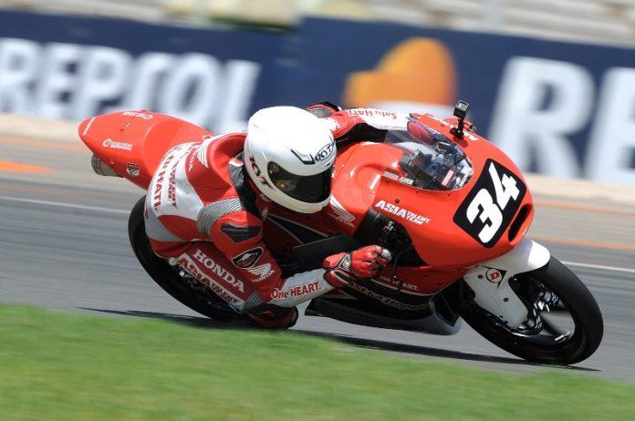 Hasil Race CEV Valencia
