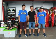 Ada jasa Penyewaa Wearpack di Yamaha Sunday race Seri-2