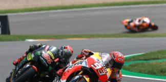 Marquez Terkejut Dengan Kecepatan Folger di Sachsenring