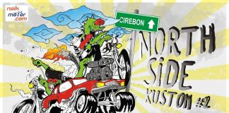 North Side Kustom 2017 Cirebon