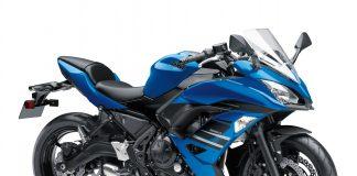 Kawasaki Menyegarkan Tampilan Ninja 650 dan Z650