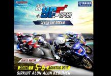 Yamaha Cup Race Seri 1