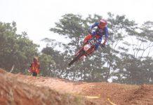 Diva Ismayana Naik Podium Kedua di MX2 Kejurnas Motocross Ciamis