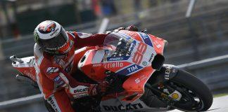 Fairing baru Ducati