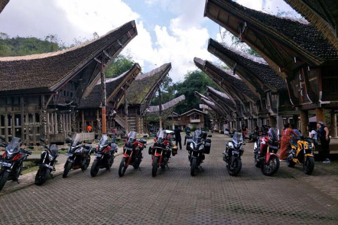 Komunitas Honda Big Bike