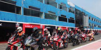 Komunitas CBR250RR Jawa Barat