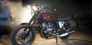 Moto Guzzi Custom Iconic Bike Kedua