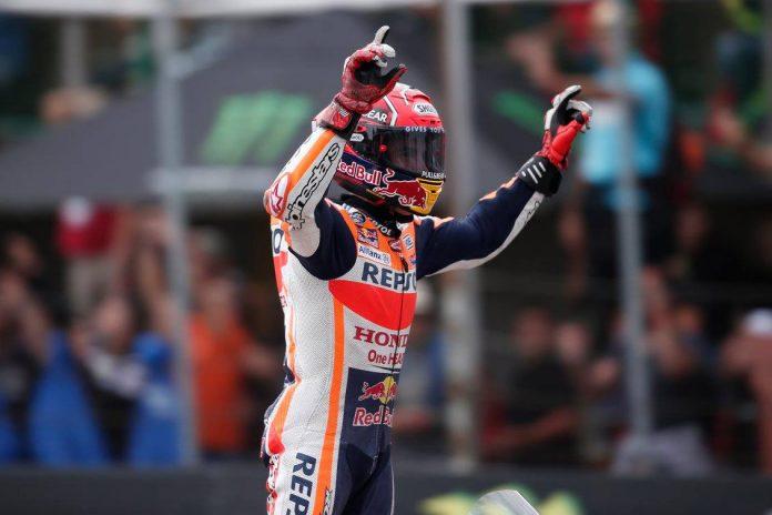 Marquez Makin Pede Menuju Austria