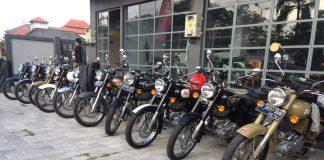 Rental Motor di Bali
