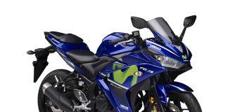 Yamaha R3 Livery Movistar Yamaha MotoGP