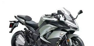Kawasaki ninja 1000 2018