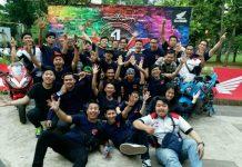 10 Tahun Komunitas Honda CBR Menyatukan Keberagaman