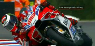 AeroBody Ducati MotoGP Baru
