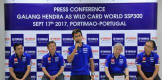 Sebelum Turun di WSSP 300 Portugal, Galang Hendra akan Latihan di Italia
