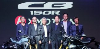 5 Kunci Utama Pengembangan Motor Baru Honda CB150R ExMotion