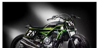 Motor Custom Kawasaki Z650 Tracker