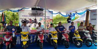 Yamaha Berikan Donasi