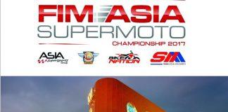 Supermoto Asia 2017 seri kedua dipindah
