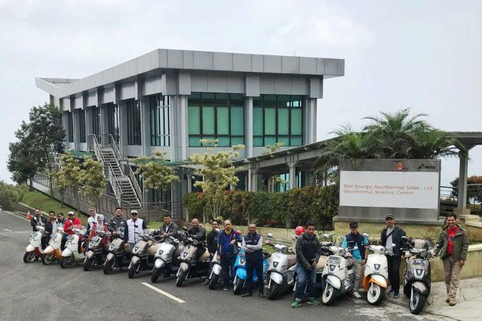 Touring PSF September Ceria