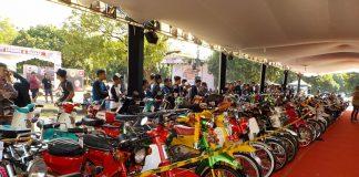 Pemenang Honda Modif Contest 2017 Cirebon