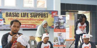 2.100 Bikers Honda Bertolak ke Yogyakarta Mengikuti Honda Bikers Day