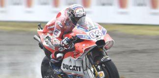 Dovizioso Tampil Tercepat di FP Jumat MotoGP Motegi