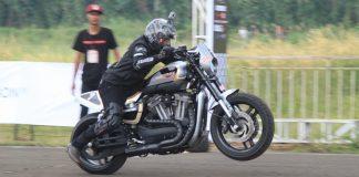 Galeri Foto Indonesia Big Bike Drag Race Championship 2017 Rumpin
