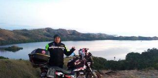 Fuad Sauqi: Nusa Tenggara Timur Surga Para Biker
