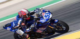 Dapat Kesempatan Kedua, Galang Hendra Kembali Tampil di WSSP 300 Seri Jerez