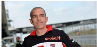 Direktur Proyek World Superbike Ducati