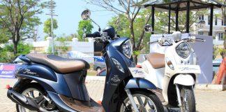 New Yamaha Fino 125 Blue Core Hadir dengan Ban Lebar dan Tubeless