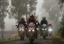 MPM Ajak Pengguna Honda CBR250 Touring ke Bromo