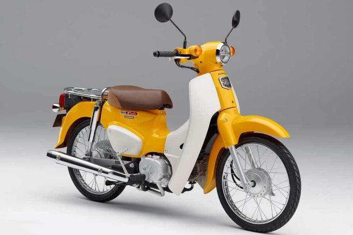 New Honda Super Cub