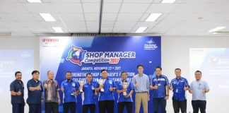 National Shop Manager Competition